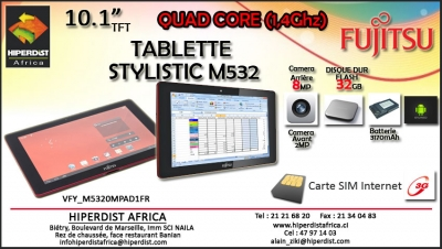 STYLISTIC M532 TABLETTE